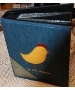 NEW with labels-Chickadee Denim Photo Album - $6.59 CAD