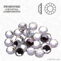 SS16 Swarovski Rhinestones - Crystal 72Pcs Per Package - $6.93