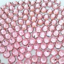 LIGHT ROSE Crystal Rhinestones Flatback 144 SWAROVSKI 3.8mm 16ss ss16 - $9.60