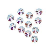 HOTFIX Crystal AB Rhinestones Flatback 144 SWAROVSKI #2078 3.2mm 12ss ss12 - $9.45