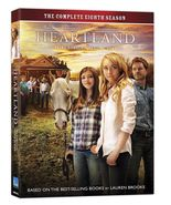 Heartland The Complete Eighth Season 8, Brand New Free shipping - $16.85