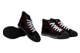 Alice Cooper Canvas Shoes - $64.99