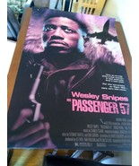 Passenger 57 Movie Poster - $19.95