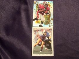 Tampa Bay BuccaneersMike Alstott and Warrick Dunn RB Football Trading Cards AA- image 5