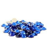 SS20 Swarovski Rhinestones - Capri Blue (1 Gross = 144 pieces) - $10.22