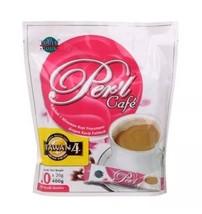 Pearl Cafe 4 in 1 Kacip Fatimah Instant Coffee 20s x 20g Arabica Robusta - $29.99