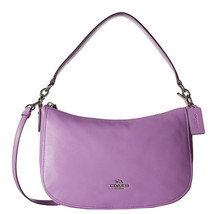 NWT Coach 37018 Chelsea Wildflower Leather Shou... - $133.60