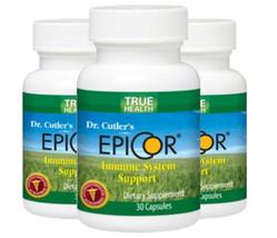 EpiCor (500mg.-30 cap) 3 Pack!! by True Health - $53.34