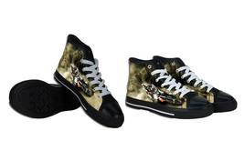 Dirt Bike Canvas Shoes - $64.99