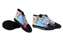 Frozen - Anna and Elsa Canvas Shoes - $50.99