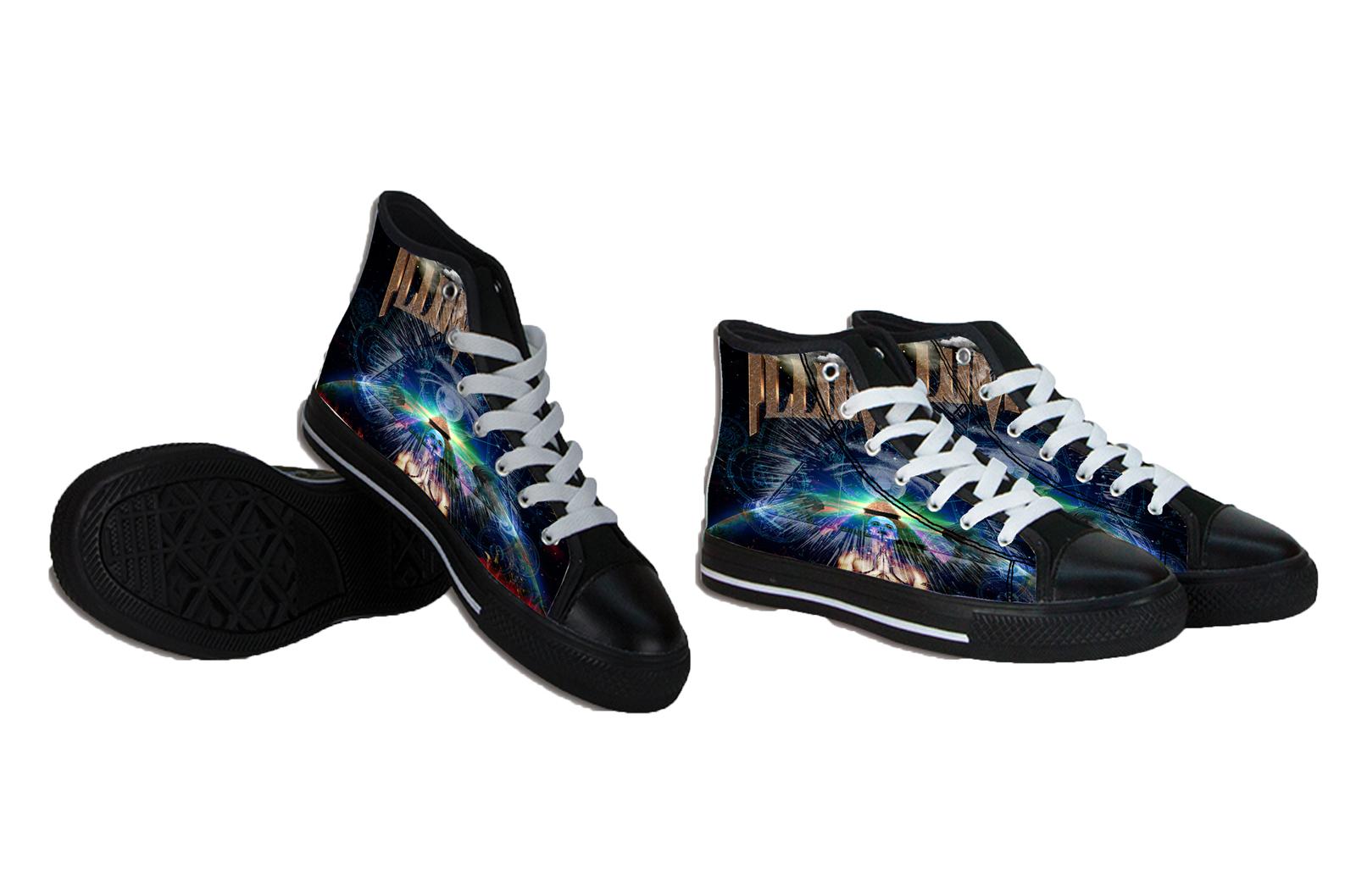 ILLUMINATI Canvas Shoes - $64.99
