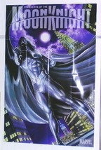Veng EAN Ce Of The Moon Knight Marvel Comics Promo Poster - $40.00