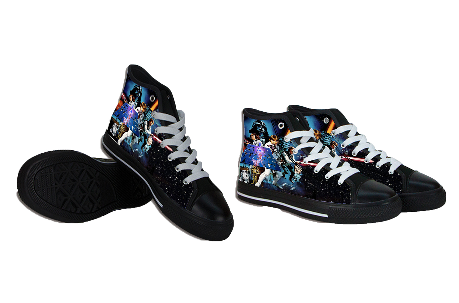 Primary image for Star Wars Canvas Shoes