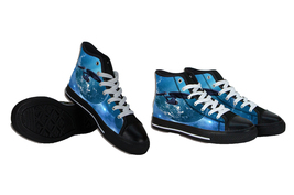 USS Enterprise Star Trek Canvas Shoes - $64.99