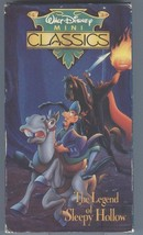 VHS   Walt Disney Mini Classic The Legend of Sl... - $2.99