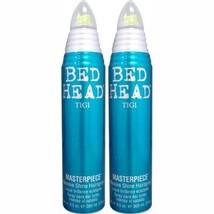 TIGI Bed Head Masterpiece Massive Shine Hairspray, 9.5 Ounce (Pack of 2) - $43.91