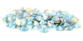 SS16 Swarovski Rhinestones - Aquamarine AB (1 Gross = 144 pieces) - $10.35