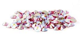 SS16 Swarovski Rhinestones - Light Siam AB (1 Gross = 144 pieces) - $10.54