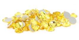 SS16 Swarovski Rhinestones - Light Topaz (1 Gross = 144 pieces) - $7.82