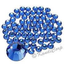 Swarovski - SS16 (4mm) Sapphire Crystal - Flatback - 144 pcs. (1 Gross) ... - $9.41
