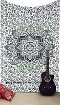 INDIAN WALL HANGING TAPESTRY HIPPIE TAPESTRIES BOHEMIAN TWIN THROW DECOR... - $13.84