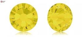 Swarovski XILION Rose Enhanced Flat Back No-Hotfix (2058) SS9 - YELLOW O... - $8.90