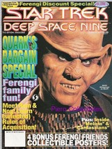 Star Trek: Deep Space Nine - Vol. 6 - 1993 Magazine - $3.00