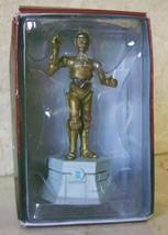Star Wars De Agostini Chess Figure C-3PO White Rook 1/24 - $9.00