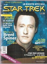 Star Trek Anno 2 #2 Official Magazine April 1998 - $4.00