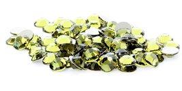SS20 Swarovski Rhinestones - Khaki (1 Gross = 144 pieces) - $11.11