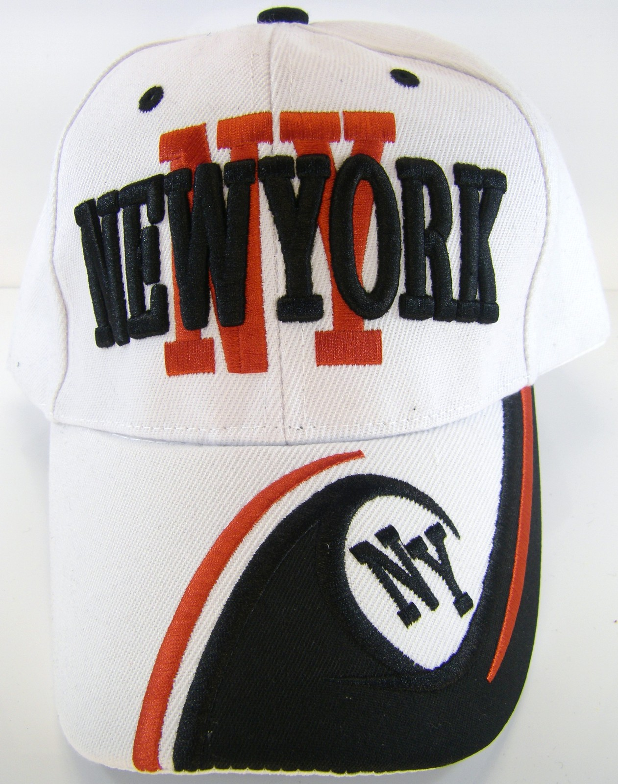 3abb29c54ef New York Men s Adjustable NY Wave Style and 50 similar items