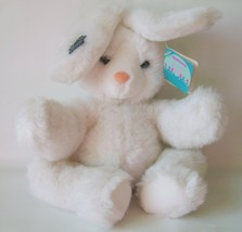 White Rabbit Plush 46cm Applause 1987 - $27.00