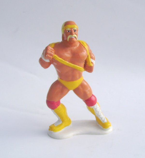 Primary image for WWF Hulk Hogan PVC Figure Applause 1990 Wrestling
