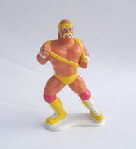 WWF Hulk Hogan PVC Figure Applause 1990 Wrestling - $13.00