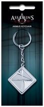 Assassin's Creed Metal Keychain Animus Logo Gaya - $6.00