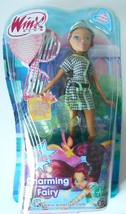 Winx Club Charming Fairy Stella Doll + Glasses Giochi Preziosi - $33.00