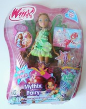 Winx Club Mythix Fairy Aisha Layla Doll Giochi Preziosi Witty - $47.00