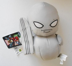 Marvel Round Bottom Series 1 Plush Doll Silver Surfer 18cm - $10.00