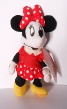 "Disney Mickey Kids Mini Minnie Plush Trudi 7"" - $11.00"