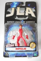 DC JLA Justice League of America Action Figure Impulse Hasbro 1999 - $13.00