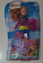 Winx Club Sporty Chic Flora Doll Giochi Preziosi Witty - $30.00