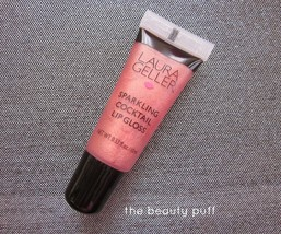 Laura Geller Sparkling Cocktail Lip Gloss in Flirtini .33OZ new! - $7.99