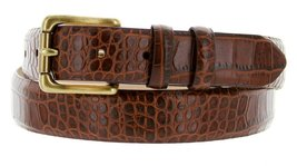 "Arthur Men's Genuine Italian Calfskin Leather Dress Belt 30mm 1-1/8"" Wide (38... - $27.71"