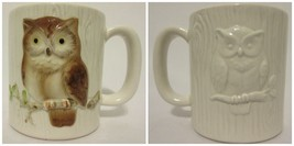 VINTAGE 1983 Ceramic OTAGIRI Hand Painted 3D Re... - $14.82