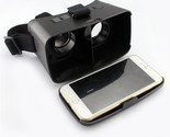 Universal Virtual Reality 3D Video Glasses VR Box With Mini Bluetooth Controller