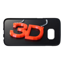 3 Dimensional 3D Printing Samsung Protective Case Cover - S7/S6/S6/S5/Ed... - $12.22+