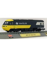Del Prado Locomotive HST 125 Inter City UK 1/160 N Gauge Display Model - $9.00