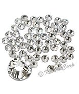 SS16 (4mm) Clear Crystal - Swarovski 2038 HotFix Rhinestones - 72 pcs. (... - $6.88