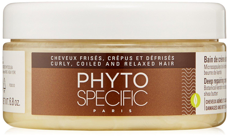 Phyto specific deep repairing cream bath  6.8 oz. 2