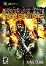 Without Warning - Xbox [Xbox] - $5.92